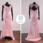 Vestido de Encaje - La Boutique de la Mariée