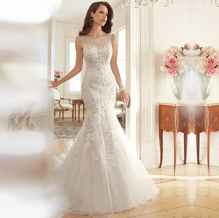 vestido de novia estilo sirena código teresa, temporada 2019