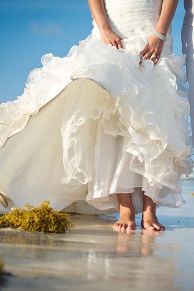 Cuidados el día de la boda