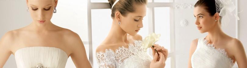 Escotes de los vestidos de novia