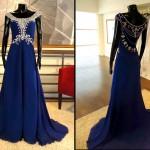 Vestido espalda con transparencia - La Boutique de la Mariée