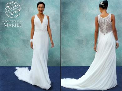 Vestido de Novia Estilo Greco-Romano - La Boutique de la Mariée