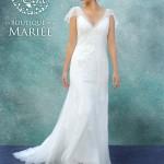 Vestido de Novia Romántico - La Boutique de la Mariée