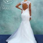 Vestido de Novia Sirena - La Boutique de la Mariée