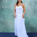 Vestido de Novia Ligero - La Boutique de la Mariée